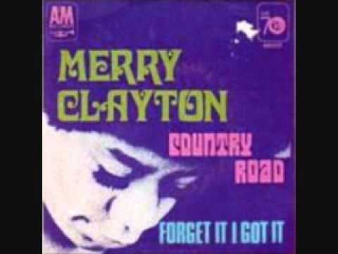 Merry Clayton - Forget It, I Got It