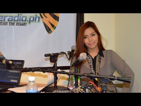 MY FIRST RADIO GUESTING! (January 21-22 2013) - saytiocoartillero