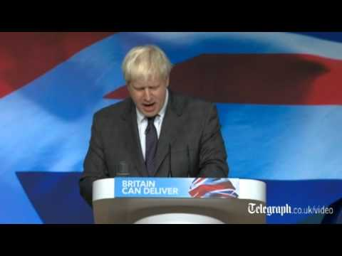Boris: Cameron and I have danced Gangnam Style