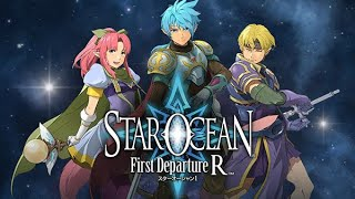 Star Ocean First Departure PS4