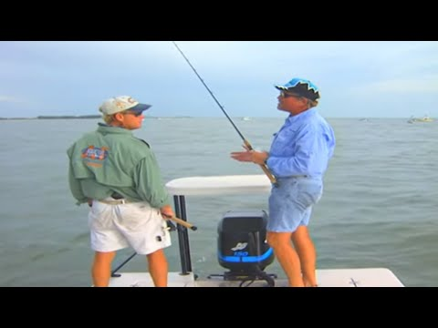 Addictive Fishing: Boca Grande Slam - 4 SPECIES in one fishing episode