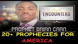 Prophet Carn @prophetcarn Shares Prophecies 4 America: The Next President~World War 3~Lethal Virus