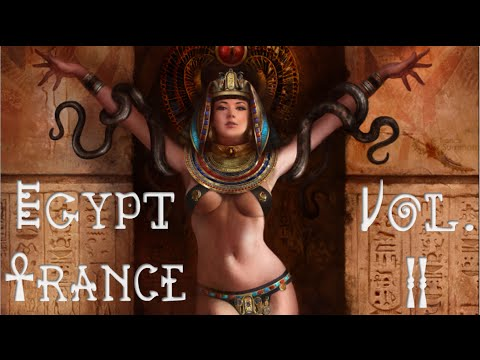 One Hour Mix of Arabic Trance Music - Ancient Egypt - Vol. II