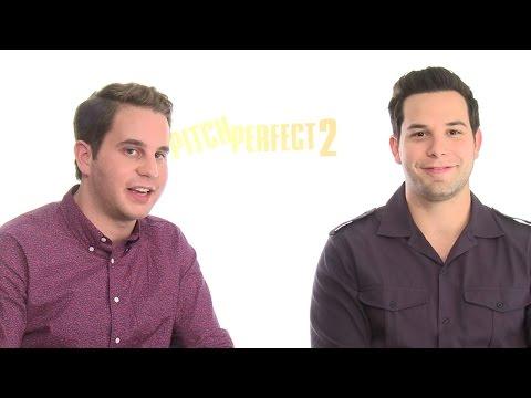 Quieren a Zayn Malik en Pitch Perfect 3 Entrevista con Skylar Astin y Ben Playtt