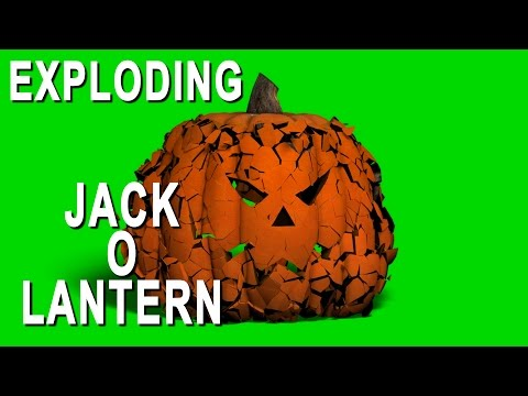 FREE HD Green Screen EXPLODING EVIL JACK thumbnail