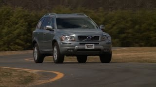 Volvo XC90 review | Consumer Reports