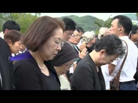 Japan commemorates 69 years since Nagasaki atomic bomb