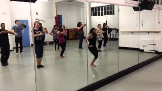 Shaadi Wali Night  | General Level Bollywood Dance Routine | Calendar Girls