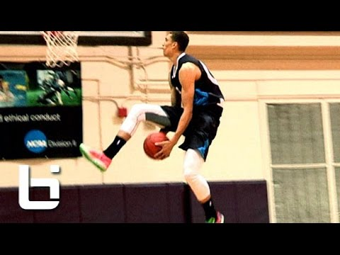 Zach LaVine DESTROYS Dunk Contest vs Pro Dunker at Seattle Pro Am!! Head OVER RIM!!