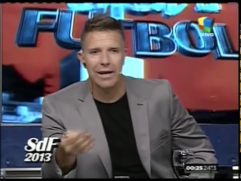 Show del futbol - 15 de Diciembre 2013 - Ultimo programa de Fantino
