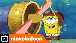 SpongeBob SquarePants | The Sponge Who Could Fly | Nickelodeon UK