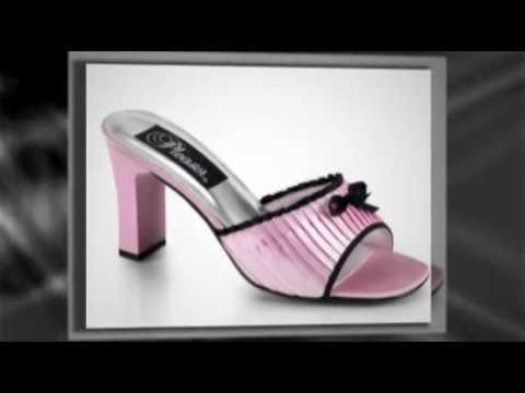 Crossdressing Low Heeled Shoes