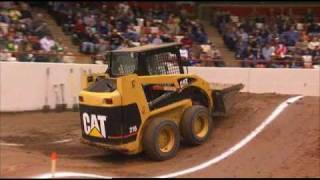 Skid Steer Smackdown Hill Climb