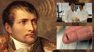 Wild! Scientist Claims to Have Found Alien Chip in Napoleon Bonaparte's Skull? (Video)