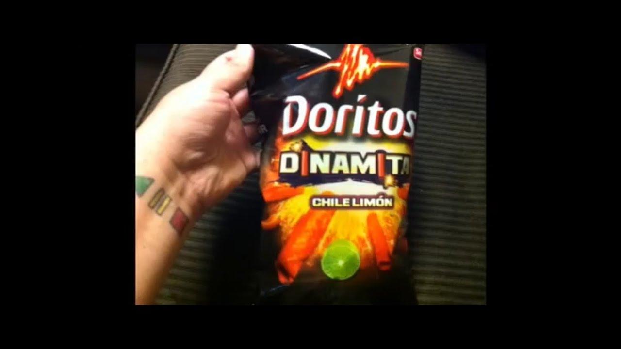 Doritos Dinamita Vs Takis Doritos Dinamita Chile...