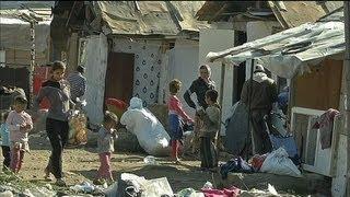 7 jours BFM: reportage au pays des Roms - 05/10