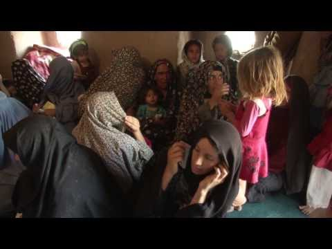 Bringing health care to Afghanistan's vulnerable women