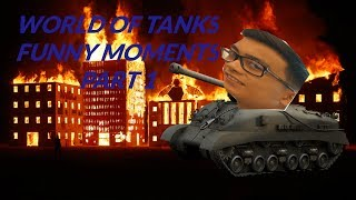 GUESS WHO'S BACK... AGAIN | World of Tanks Funny Moments Part 1
