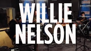 "Willie Nelson ""Just Breathe"" // SiriusXM // Willie's Roadhouse"