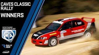 Rally Winners - Caves Classic 2019