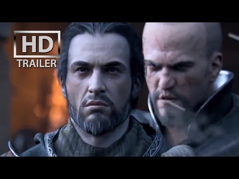 Assassins Creed 3 Revelations | OFFICIAL E3 teaser trailer (...