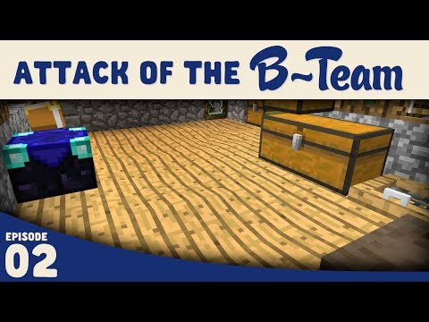Minecraft :: LOOK AT THIS FLOOR! :: Attack of the B-Team E2