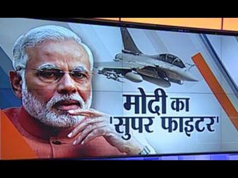 Modi on action to deal Rafale for Air Force