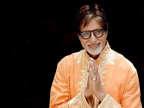 INDIAN FILM INDUSTRY LEGEND AMITAB AMAZING LOOKS