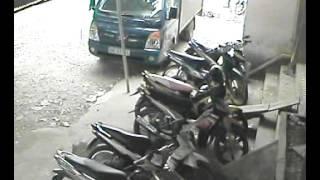 9h28 phút Chộm xe máy ở hoàn sơn tien du bắc ninh