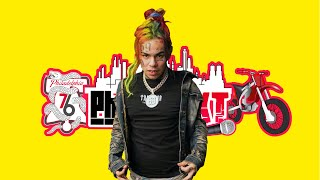 TEKASHI 6IX9INE PREVIEWS NEW MUSIC *NO FRIENDS*