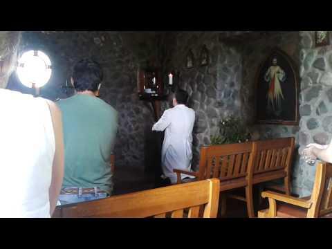 Adoración Eucarística y rezo del Santo Rosario meditado en acción de gracias por Navidad
