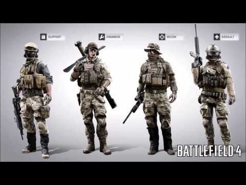 Battlefield 4 English Voice - Commo Rose video