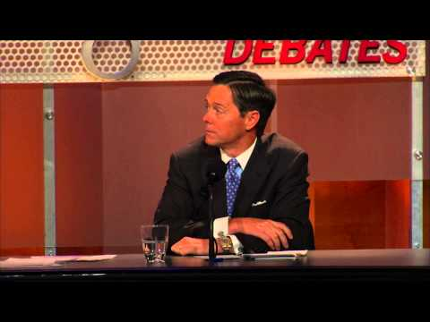 IQ2:: The GOP Must Seize the Center or Die - Full Debate