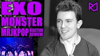 EXO Monster Reaction / Review - MRJKPOP