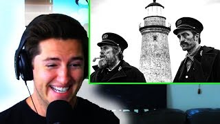 The Lighthouse Official Trailer A24 REACTION