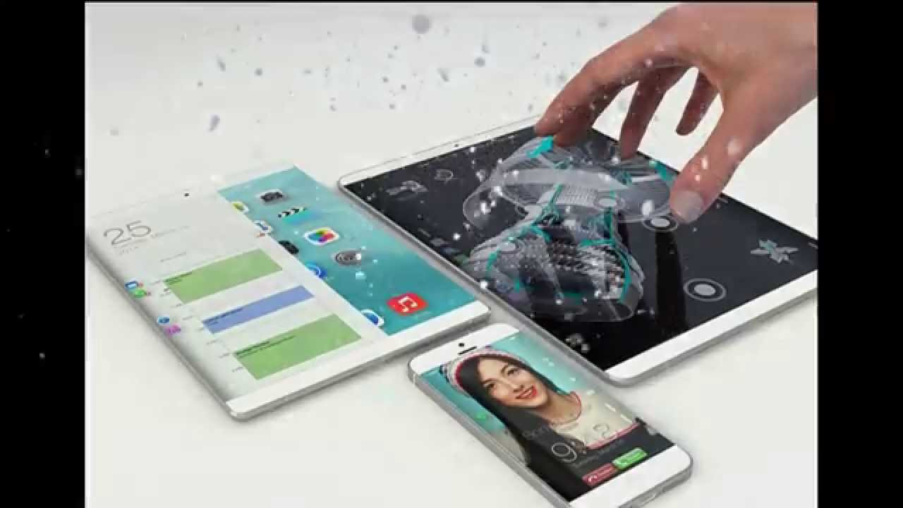 ipad air 2 (ipad 6) preview and apple demo; Apple