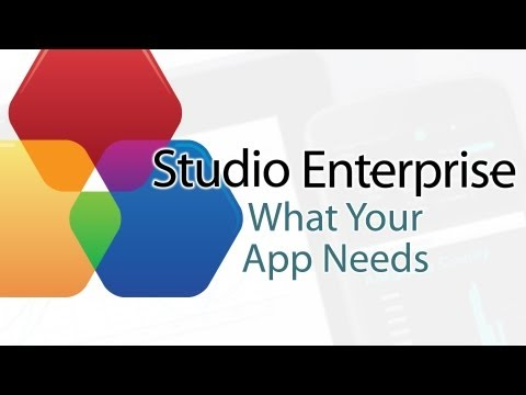 What Your App Needs
