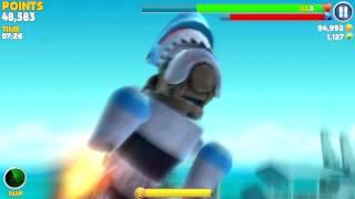 Hungry Shark Evolution: Robo Shark #3