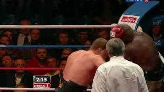 Alexander Russian Vityaz Povetkin vs Teke Oruh highlights