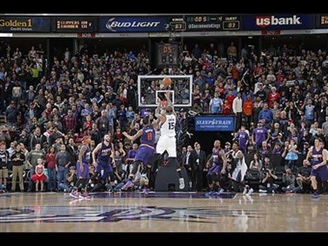 Top 10 NBA Plays: February 8th