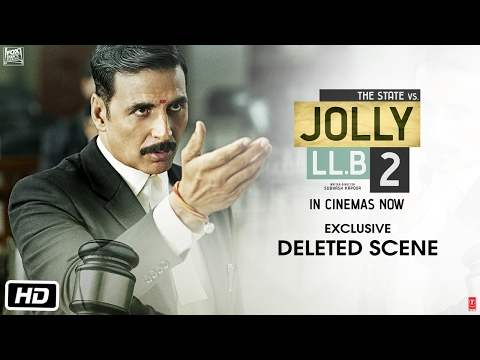 Jolly LL.B 2 | Exclusive: Deleted Scene | Akshay Kumar | Huma Qureshi | Subhash Kapoor thumbnail