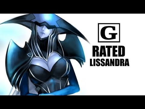 League of Legends : G Rated Lissandra