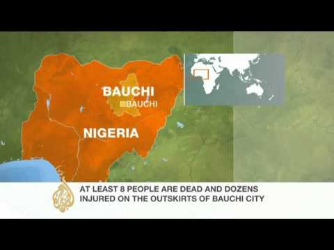 Red Cross worker speaks about Bauchi bombing