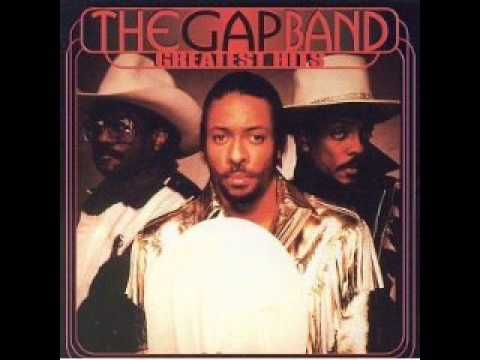 The Gap Band - Burn Rubber