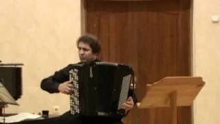 VI.  Zolotarjow.  Winter morning.   Sergey Naiko accordion. Сергей Найко баян