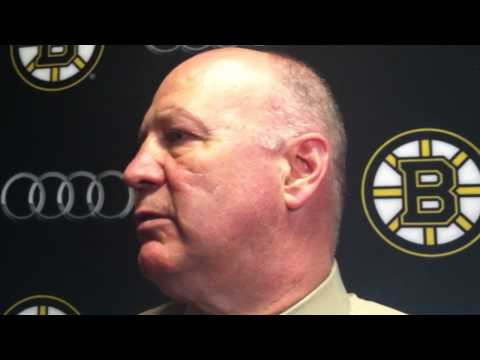 Claude Julien post Florida loss 4/9