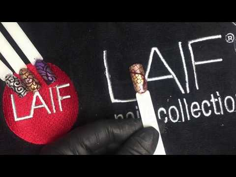 LAIF Nail - Stampy e Mirror Powder