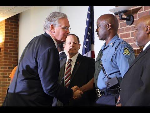 Gov. Jay Nixon Criticizes Ferguson Police For Releasing Video