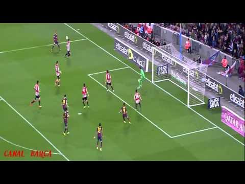 FC Barcelona vs Ath Bilbao 2-1 All goals and highlights HD