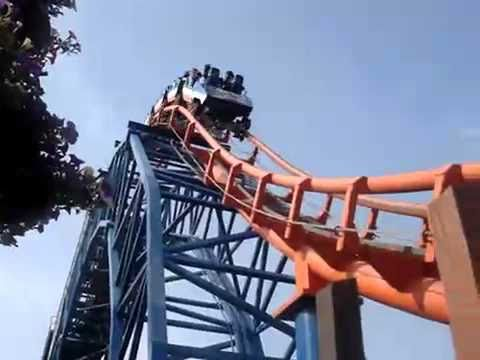 Irn Bru Revolution Off Ride Blackpool Pleasure Beach